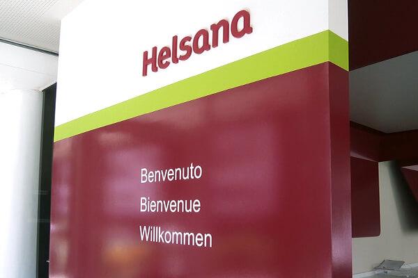 Neoprop Innenbeschriftung Helsana