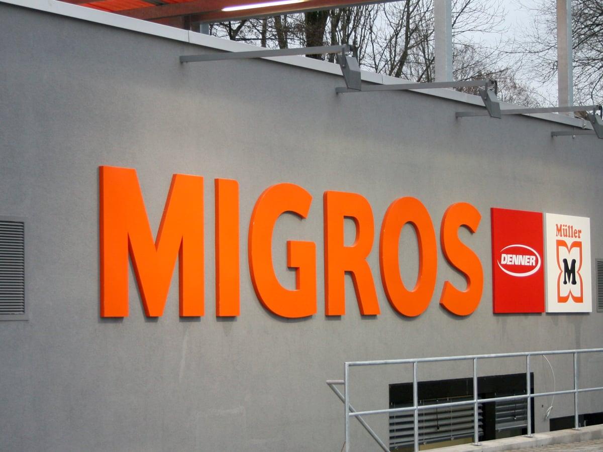 Neoprop Beschriftung Migros Dielsdorf
